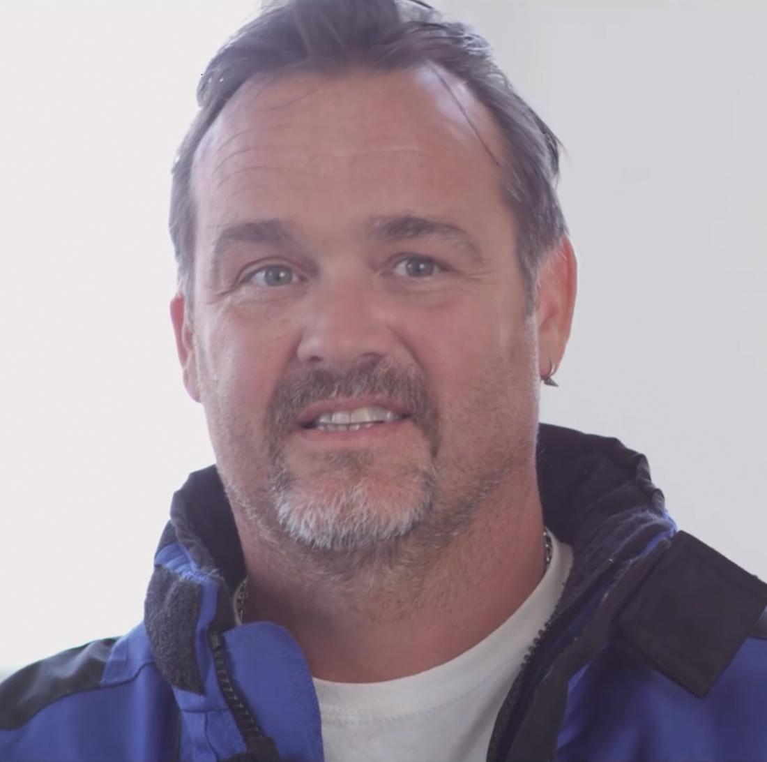 Takstmann Morgan Pedersen